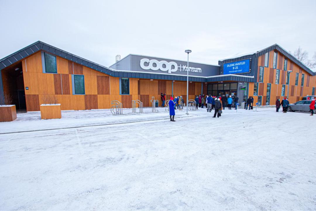Eesti vanim tarbijate ühistu avas nutika Coop Konsumi. Olulist rolli mängis ka Astro Baltics.