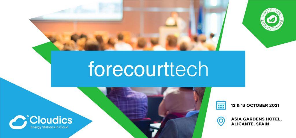 Astro Baltics osaleb tehnoloogiamessil Forecourttech 2021