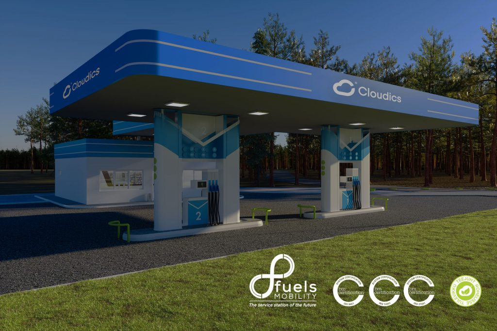 Astro Baltics osaleb Fuels Mobility messil Bolognas
